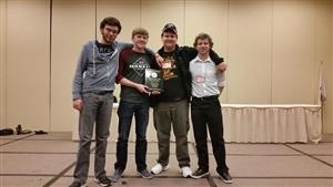 Quiz Bowl 2nd Place
