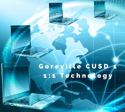 GOREVILLE SCHOOLS LAUNCHES 1:1 TECHNOLOGY INITIATIVE!